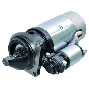 Startmotor 24V 4,0kW - IS0490 | 4,0 kW | 9 Z | rechts | 146 mm | 263 mm | AZJ 3131