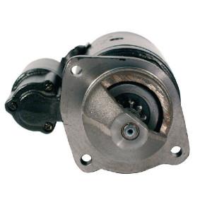 Startmotor 12V 2,7kW - IS0551 | 2,7 kW | 9 Z | rechts | 127 mm | 222 mm | AZJ 3169