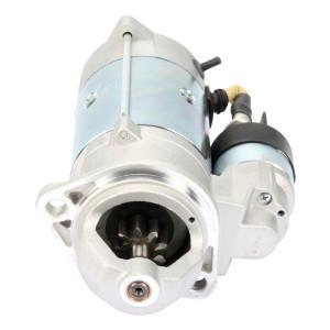Startmotor 12V 2.6kW - IS1073 | 2.8 kW | 9 Z | rechts | 105 mm | 183 mm | AZE6554