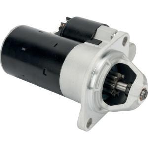 Startmotor 12V 1,1kW - IS1279 | 1.1 kW | 9 Z | rechts | 105 mm | 11.131.928