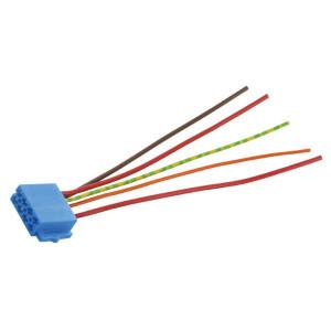 Adapter-/stroomkabel radio - ISOSTRKAB | Met ISO-stekker