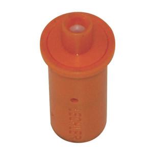 Lechler Venturi kegeldop ITR 80° oranje keramisch - ITR8001 | 2 20 bar | Keramisch | Oranje | 80°