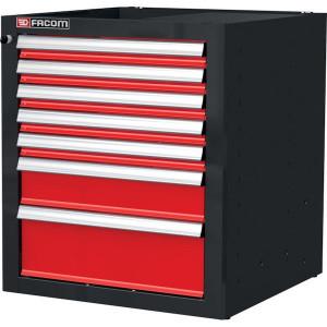 Facom Ladeblok 7 laden - JLS2MBS7TBNL | 722 x 701 x 810 mm | 74,5 kg
