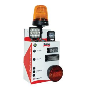 Britax Displaystandaard LED-verlichting - K5000