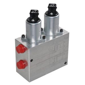 Walvoil Reduceerventiel 2X prop. 24vdc - KA1EZ24VDC | Ingebouwde wisselkleppen | 24 DC V | +Electronic proportional | 6 l/min | 1/4 BSP | 0 -35 bar
