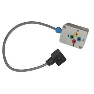 Testkabel hydraulisch 4polig S - KASPTEST