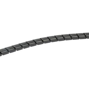 Safeplast Veer kunststof zwart 16-22 - KBV16Z | PE (polyetheen) zwart | 20 mm | 2,0 mm | 16,0 mm
