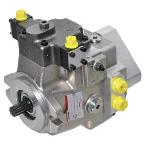 C1-18-18-IRX-3-21-L-1-G-0-0-0-0 - KCLPC118L003 | 3600 Rpm omw./min. | 700 Rpm omw./min. | 210 bar | 18 cc/omw | 20 bar vulpomp | 5,4 cm³/rev Vulpomp | 20 mm vulpomp