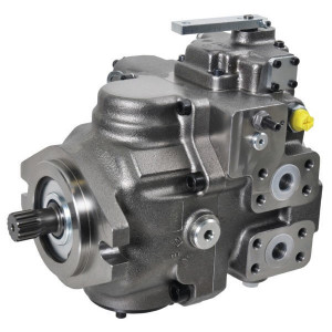 C3-46-46-LRX-4-35-L-2-G-00 - KCLPC346L002 | 3600 Rpm omw./min. | 700 Rpm omw./min. | 350 bar | 46 cc/omw | 22 bar vulpomp | 13 cm³/rev Vulpomp | 22 mm vulpomp