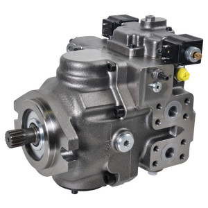C3-46-46-ER2-4-35-L-2-G-00 - KCLPC346L003 | 3600 Rpm omw./min. | 700 Rpm omw./min. | 350 bar | 46 cc/omw | 22 bar vulpomp | 13 cm³/rev Vulpomp | 22 mm vulpomp