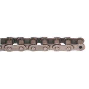 "Rex Pro Rollenketting 11/4""x3/4"" - KE11434 | E 21, 31, 41, 51 | 1 1/4 x 3/4 mm inch | 19,56 mm | 40,4 mm | 29,0 mm | 19,05 mm | 10,19 mm | 25,7 mm | 31,75 mm | 2,96 cm² | 20 B 1 | 95000 N | 3,7 kg/m"