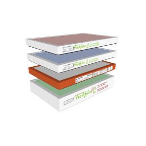 Freshfilter Koolfilter ABEK 11kg - KF593910ABEK | 595 mm A | 395 mm B | 100 mm