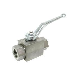 Dicsa Kogelkraan 1 V4A - KHR16RVS | RVS 304 | 1 BSP | 113 mm | 350 bar | KH 914 | KH 925.10