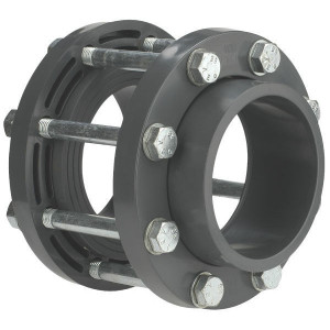 VdL Set v. klep 110x110 / DN100 - KIT110 | 110 mm | 100 mm