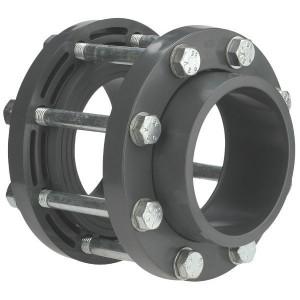 VdL Set v. klep 125x125 / DN125 - KIT125 | 125 mm | 113 mm | 125 mm