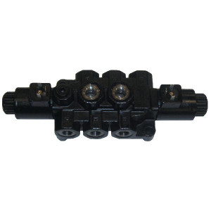 "Walvoil 6/2 schuif DFE106003 met Kopp - KITDFE106003SET | 60 l/min | Exclusief stekker SP 666 | 90 l/min | 1/2"" BSP | 121 mm | 2.404 mm | 88,5 mm"