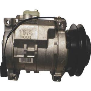 Compressor - KL000010 | Nippondenso 10S15C | 180 cc | 132 mm