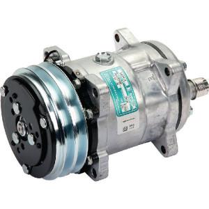 Sanden Compressor - KL000037 | Sanden 5H14 | 175 cc | 132 mm