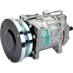 Sanden Compressor - KL000050   Sanden 7H15   300 cc   138 mm