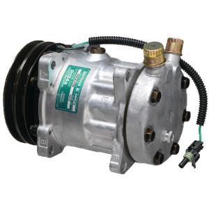 Sanden Compressor - KL000056 | Sanden 7H15 | 240 cc | 132 mm