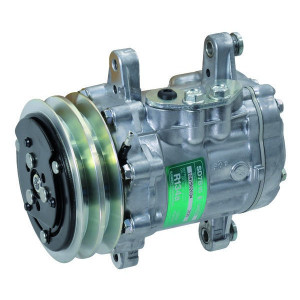 Sanden Compressor - KL000063 | 000771974 | Sanden 7B10 | 100 cc | 115 mm