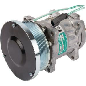 Compressor Sanden SD7H15 - KL000122 | 300 cc | 133 mm | Poly V 8