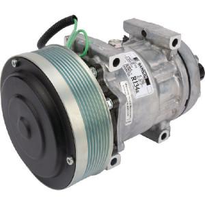 Compressor Sanden SD7H15 - KL000125 | 285 cc | 152 mm | Poly V 8