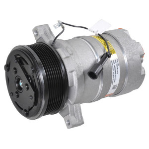 Compressor Harrison HR6 - KL000126 | 235 cc | 122 mm