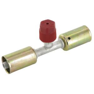 "Perskoppeling nr.6, 5/8""-18 ventiel R134 - KL070365 | ventiel R134"
