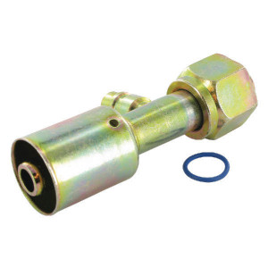 "Perskoppeling nr.10, 7/8""-14 ventiel R134 - KL070371 | 7/8""-14 | 14,5 mm | ventiel R134 | 27 mm"