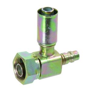 "Perskoppeling nr.10 7/8""-14 ventiel R134 - KL077073 | 7/8""-14 | ventiel R134"