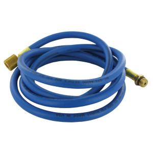 "Slang 96"" 2,43m blauw - KL090208 | 2,43 m | Lage druk | M14x1,5 | x 1/2""ACME"