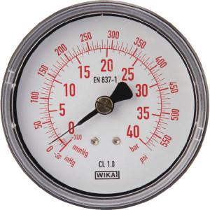 "Manometer hoge druk - KL090244 | 1/4"""