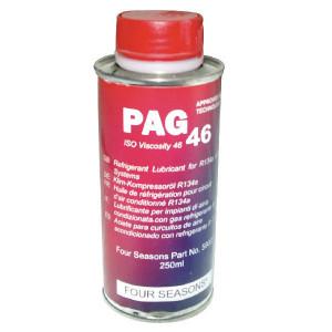 PAG olie 236 ml lage viscos. - KL091000   Voor aircosystemen   250 ml   0,25 l