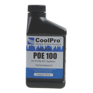Compressorolie 250 ml Ester RL - KL091011 | Ester RL 100 | 250 ml | 0,25 l