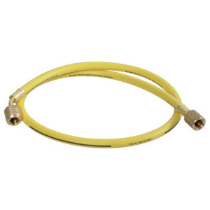 "Slang 36"" 0,90m geel - KL091119 | Service slang | M14x1,5 | x 1/2""ACME"