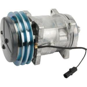Compressor - KL100053 | Sanden 508 | 175 cc | 152 mm
