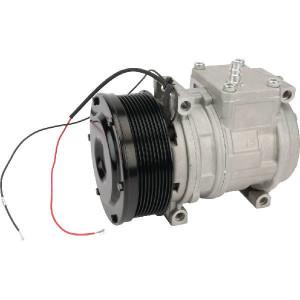 Sanden Compressor - KL100104 | 130 mm | Poly V 9