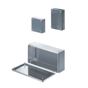 Rittal Klemmenkast, RVS 400x200x120mm - KL1525010 | 400 mm | 200 mm | 3,6 kg | 120 mm