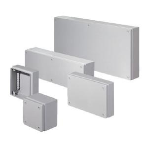 Rittal Aansluitkast 200x150x80mm - KL1528510 | IP66 / IP55 | 200 mm | 150 mm | 80 mm