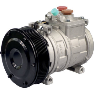 Compressor - KL200028 | 10PA17C | 322 cc | 146 mm | Poly-V8