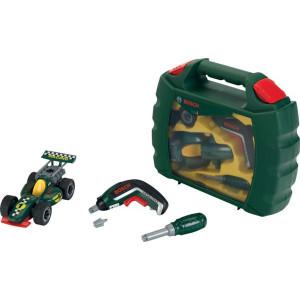 Klein Bosch Ixolino II Grand Prix - KL8395 | 2 batterijen R03 nodig | 266x320x88 mm