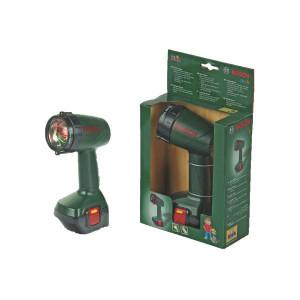 Klein Oplaadbare zaklamp Bosch - KL8448 | 3 batterijen R06 nodig | 155x70x195 mm