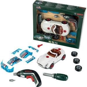 Klein Bosch Car Tuning-set - KL8630 | 2 batterijen R03 nodig | 266x320x88 mm
