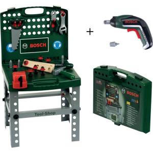 Klein Bosch werkbank, draagbaar - KL8676   785x600x1000 mm