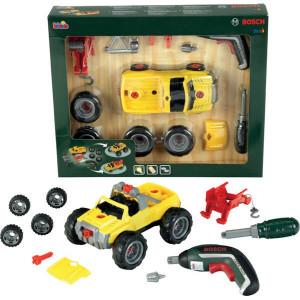 Klein Bosch vrachtwagenset - KL8689 | 2 batterijen R03 nodig | 266x320x88 mm