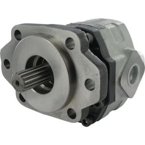 Casappa Tandwielmotor KM 30.51 RO-05-S3-L-GF/GF-N - KM3051R05S3 | 145 mm | 230 bar p1 | 35 G-20 | 3 G-16 | 2500 Rpm omw./min. | 350 Rpm | 51,59 cc/omw