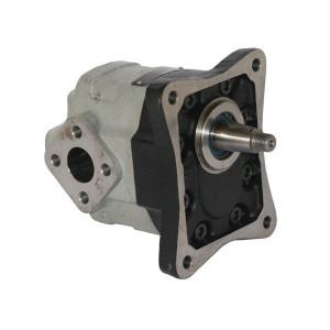 Casappa Tandwielmotor KM40.121S0-85E5-LEG/EF - KM40121S085E5 | 130 mm | 230 bar p1 | 4-G-24 | 3,5 G-20 | 2500 Rpm omw./min. | 300 Rpm | 121,8 cc/omw