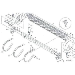 Freshfilter Koolfilter ABEK 16kg - KM595910ABEK | 595 mm | 595 mm | 100 mm
