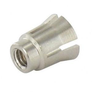 Spantang aanpassen knop 6,35mm - KNOP210A